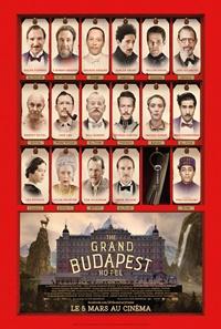 The Grand Budapest Hotel Afiş FikriSinema