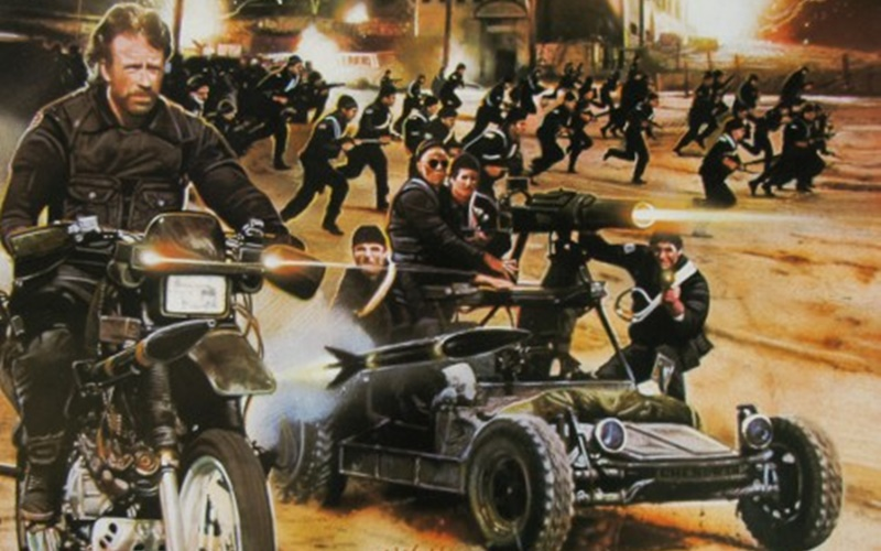 Delta Force 1986 FikriSinema