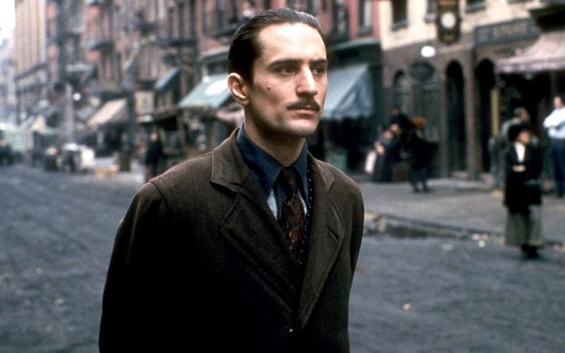 Godfather II Robert De Niro FikriSinema