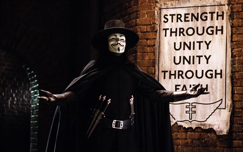 V for Vendetta FikriSinema