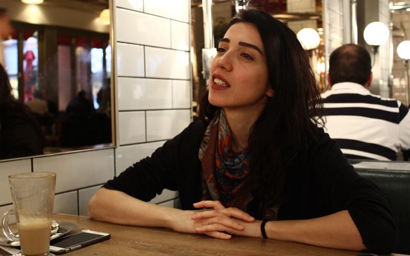 Çağıl Nurhak Aydoğdu Kılıç Röportaj 3 FikriSinema