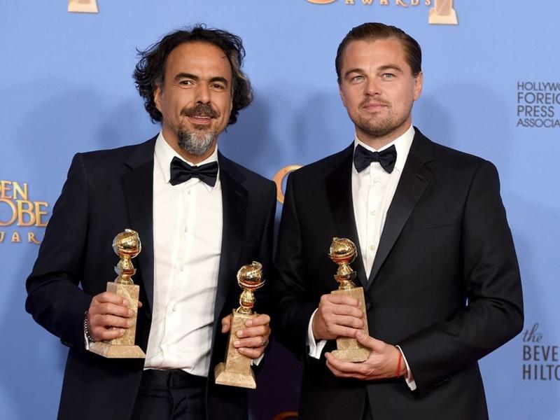 Inarritu DiCaprio 73. Altın Küre FikriSinema