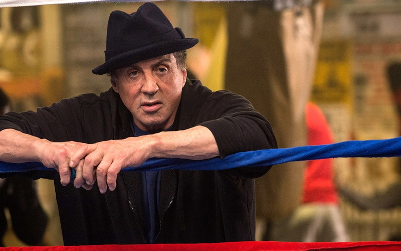 Sylvester Stallone Creed Oscar FikriSinema
