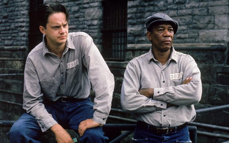 Shawshank Redemption Stephen King Uyarlamaları FikriSinema